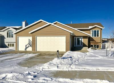 Dickinson Single Family Home Ros Contingency - Yes: 1183 6th St E