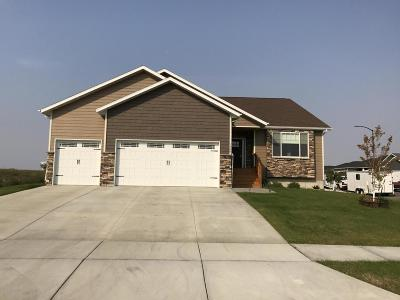 Dickinson Single Family Home Ros Contingency - Yes: 1369 46th Ave W
