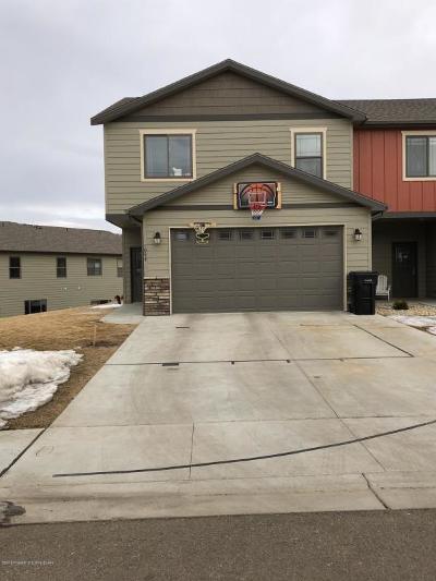 Dickinson Single Family Home For Sale: 1058 Elm Ave