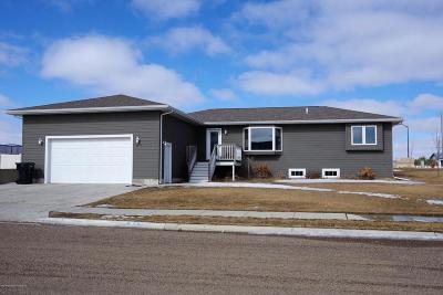 Dickinson Single Family Home For Sale: 2899 Prairie Oak Dr
