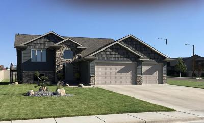 Dickinson Single Family Home Ros Contingency - Yes: 1969 Canyon Dr