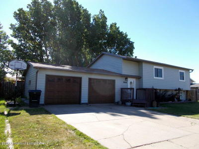 Dickinson Single Family Home For Sale: 1548 1st Ave E