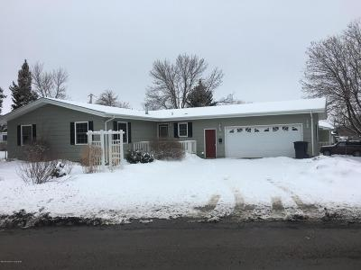Dickinson Single Family Home For Sale: 1035 4th Ave E