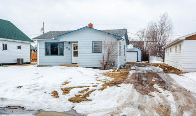 Dickinson Single Family Home For Sale: 658 South Main