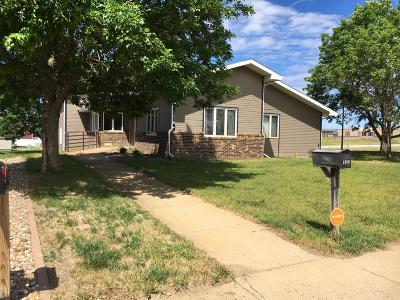 Dickinson Single Family Home For Sale: 1050 26th St W