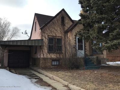Dickinson Single Family Home For Sale: 137 2nd Ave