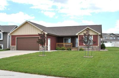 Dickinson Single Family Home For Sale: 1971 Yellowstone Cir
