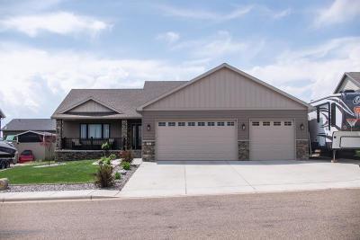 Dickinson Single Family Home For Sale: 971 Pheasant Run Ave
