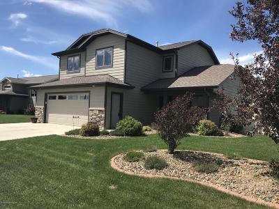 Dickinson Single Family Home For Sale: 2887 Prairie Oak Dr