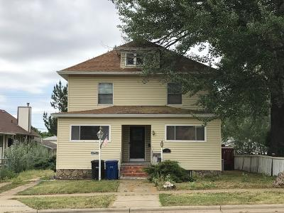 Dickinson Single Family Home For Sale: 313 Sims
