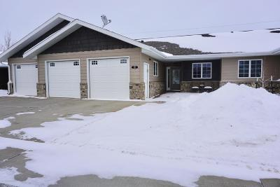 Dickinson Single Family Home Ros Contingency - Yes: 288 18th W