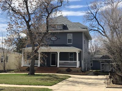 Dickinson Single Family Home For Sale: 109 6th W