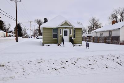 Dickinson Single Family Home For Sale: 46 7th W