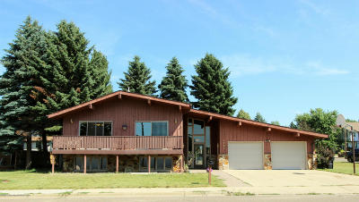 Dickinson Single Family Home For Sale: 1282 Fairway