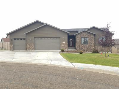 Dickinson Single Family Home For Sale: 986 Belle