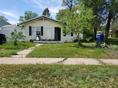 Beulah, Hazen Single Family Home For Sale: 113 2nd SW