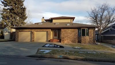 Dickinson Single Family Home For Sale: 526 2nd W