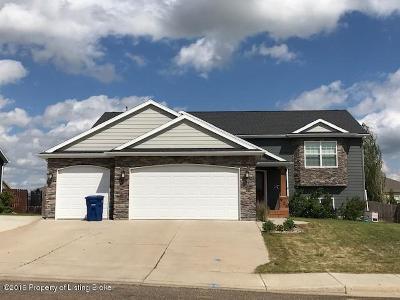 Dickinson Single Family Home For Sale: 926 Pheasant Run