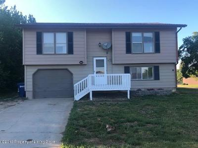 Dickinson Single Family Home Ros Contingency - Yes: 704 22nd W