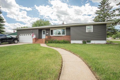 Dickinson Single Family Home For Sale: 875 Box