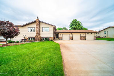 Dickinson Single Family Home For Sale: 3715 114th SW