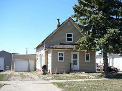 New Salem Single Family Home For Sale: 310 5th St SW