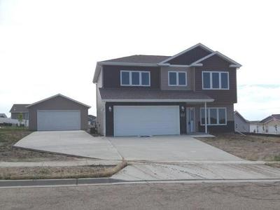 Bismarck Single Family Home For Sale: 745 Walter Wy