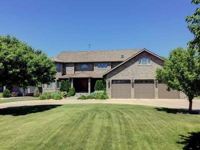 Mandan Single Family Home For Sale: 4804 South Bay Dr SE