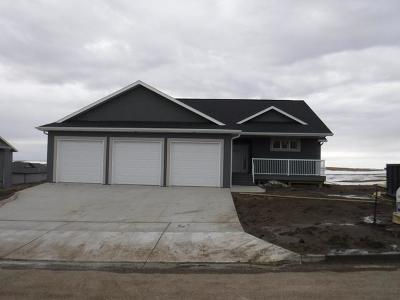 Bismarck Single Family Home For Sale: 4712 Grey Hawk Ln