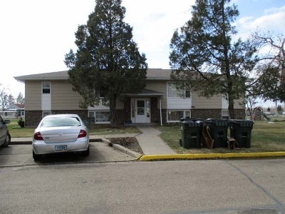 Hazen ND Single Family Home For Sale: $226,500