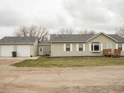 Washburn Single Family Home For Sale: 105 1st Ave