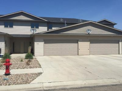 Bismarck Condo/Townhouse For Sale: 712 Mayflower Dr
