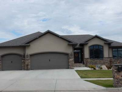 Bismarck Single Family Home For Sale: 3603 Clairmont Rd
