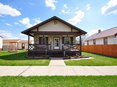 Mandan Single Family Home For Sale: 909 1st St NE