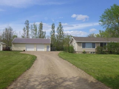 Bismarck Single Family Home For Sale: 8100 4th Ave SE