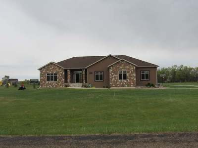 Bismarck Single Family Home For Sale: 1423 Pin Oak Lp