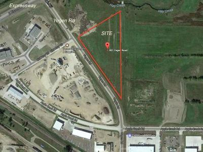 Residential Lots & Land For Sale: 801 Yegen Rd