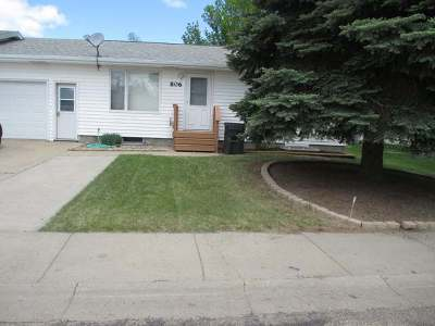 Hazen ND Condo/Townhouse For Sale: $133,000