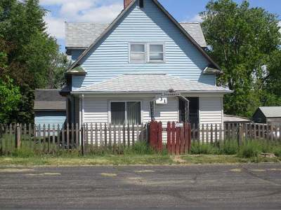Golden Valley ND Single Family Home For Sale: $45,900