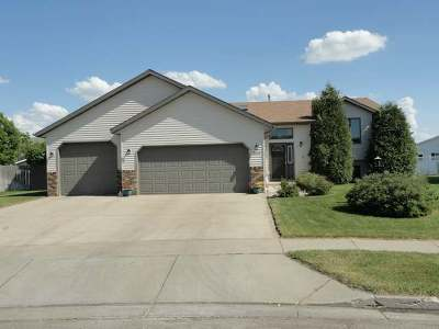 Bismarck Single Family Home For Sale: 809 San Angelo Dr