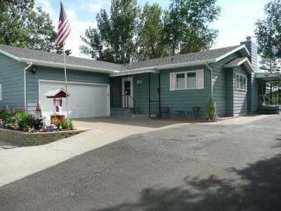 Mandan Single Family Home For Sale: 8280 Willow Rd