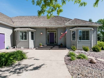 Bismarck Single Family Home For Sale: 2959 Domino Dr