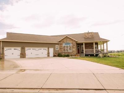 Bismarck Single Family Home For Sale: 3501 Calypso Dr