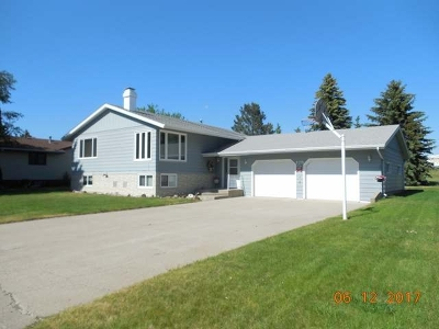 Washburn Single Family Home For Sale: 125 Renner Rd