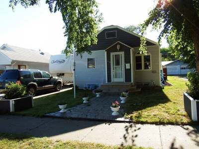 Bismarck Single Family Home For Sale: 410 20th St N