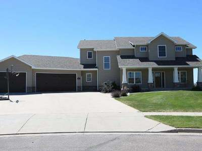 Bismarck Single Family Home For Sale: 1324 Eagles View Pl