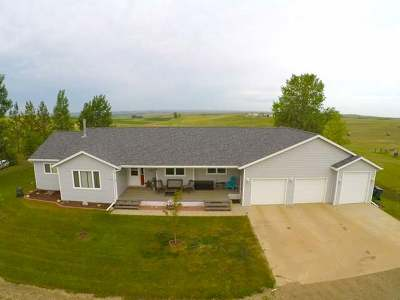 Bismarck Farm For Sale: 3250 123rd Avenue NW