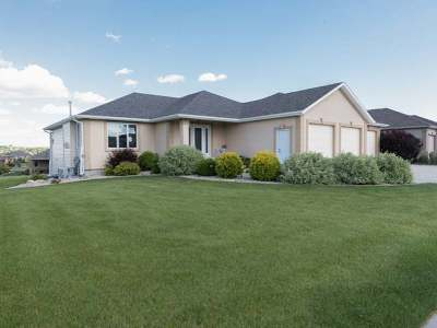 Bismarck Single Family Home For Sale: 3225 Clairmont Rd