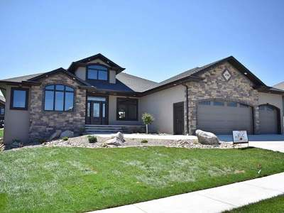 Bismarck Single Family Home For Sale: 3730 Monreo Dr