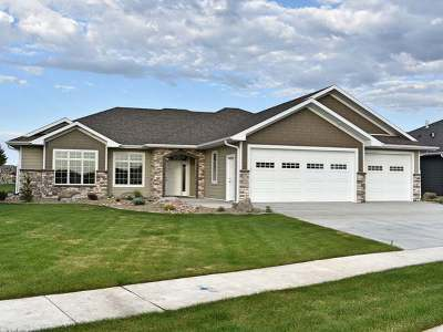 Bismarck Single Family Home For Sale: 1107 Community Lp